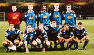 L'ESTAC - 2001/2002