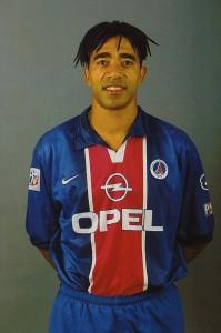 Photo officielle du PSG 1998/1999